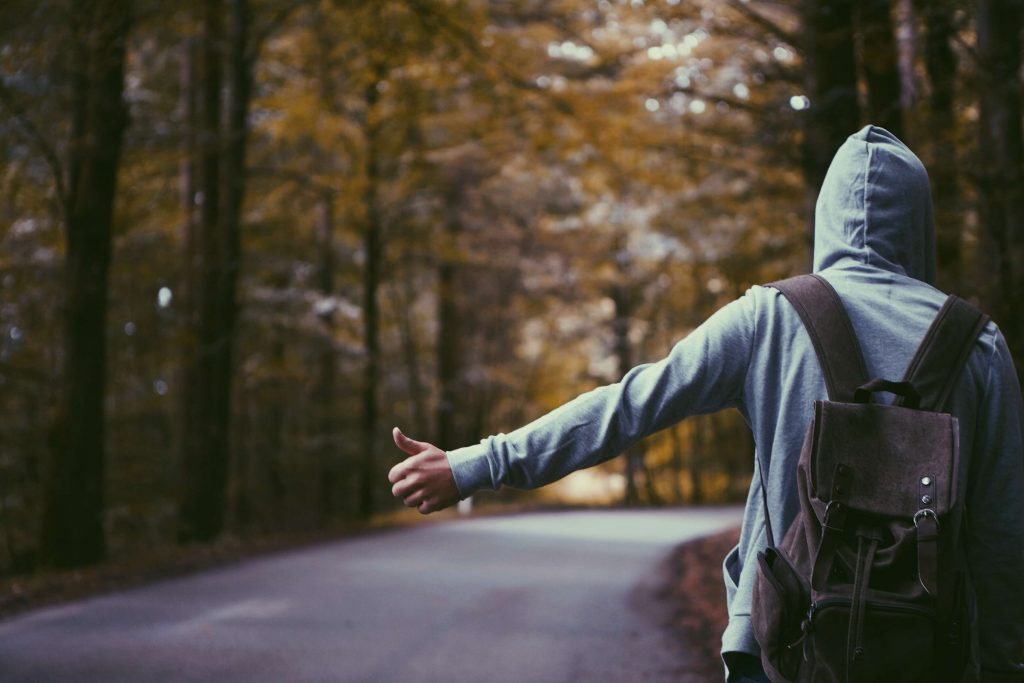 hitchhike-shoot